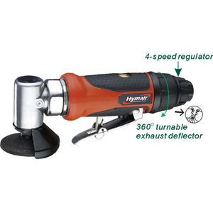 2-1/2'' Air Angle Grinder with Swivel Metal Guard(AT-7037FN)
